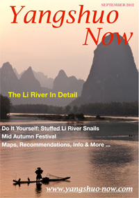 Yangshuo Now Magazine, September 2012